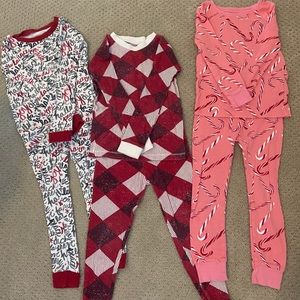 Toddler Holiday pajamas
